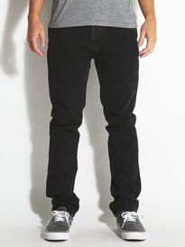 KR3W Standard Jeans Black Metal