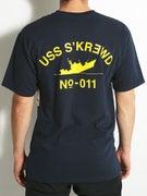 KR3W USS S'Krewd T-Shirt