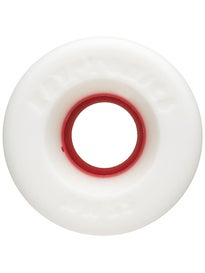 Kryptonics Star Trac White/Red 91A Wheels