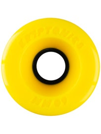 Kryptonics Star Trac Yellow 76A Wheels