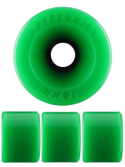 Kryptonics Star Trac Green 86A Wheels