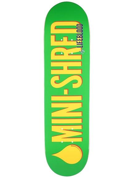 Lifeblood Mini Shred Deck 7.5 x 29.125