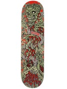 Lifeblood Mark Scott Shot Crete Zombie Deck 8.25 x 31.5