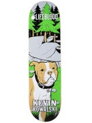 Lifeblood Kowalski Spliff Dog Deck  8.5 x 31.6