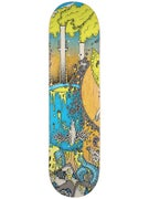 Lifeblood Toxic Beauty Left Deck  8.25 x 32