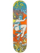 Lifeblood Toxic Beauty Middle Deck  8.38 x 31.75