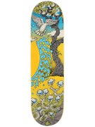 Lifeblood Toxic Beauty Right Deck  8.5 x 32