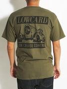 Lowcard Cruise Control T-Shirt