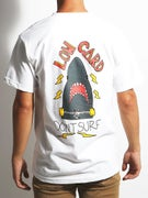 Lowcard Don't Surf Pocket by Magnethead T-Shirt