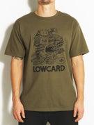 Lowcard D.O.G.T. by Chris Collins T-Shirt