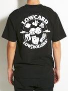 Lowcard Lowrollers Pocket T-Shirt