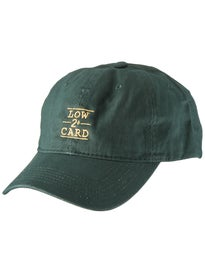 Lowcard Mid Card Polo Cap Hat