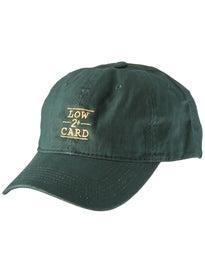 Lowcard Mid Card Polo Cap Hat