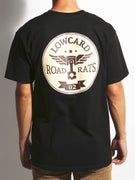 Lowcard Road Rats Piston T-Shirt