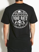 Lowcard Road Rats Pocket T-Shirt