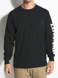 Lowcard The Pocket Longsleeve T-Shirt