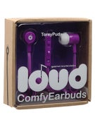 Loud Headphones Torey Pudwill Earbuds Purple