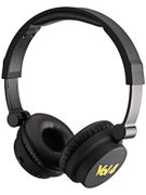 Loud x Volume 4 Bluetooth Over Ear Headphones Black