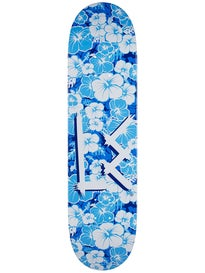 L.E. OG Logo Hawaiian Blue Deck 8.0 x 31.75
