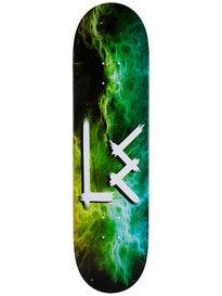L.E. OG Logo Toxic Deck 8.5 x 32