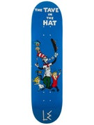 L.E. Tave in the Hat Deck 8.0 x 31.75