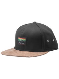 LRG All Terrain Strapback Hat