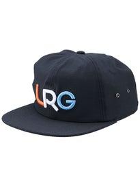 LRG Branded Strapback Hat