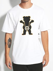 LRG Grizzly Boss Bear T-Shirt