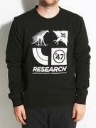 LRG Logo Cluster 47 Crew Sweatshirt