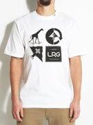 LRG Logo Mashup T-Shirt