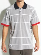LRG Striped Heather Polo Shirt