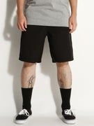 LRG Research Collection TS Chino Shorts Black