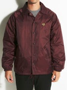 Lurk Hard Gold Flag Coaches Jacket