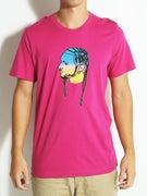 Lurk Hard Neon Raff T-Shirt