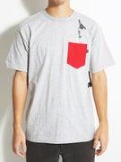 Lakai Blunt Pocket T-Shirt