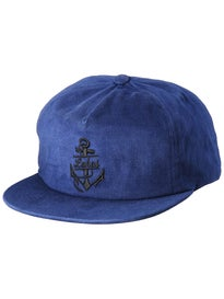 Lakai Anchor Cook Snapback Hat