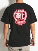 Lakai Anchor Espinoza Logo T-Shirt