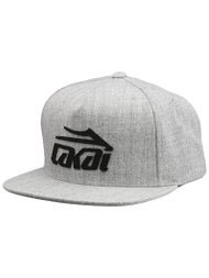Lakai Etch Snapback Hat