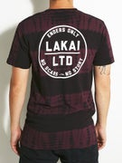 Lakai Ender Washed T-Shirt