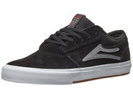 Lakai Griffin Shoes  Black/Grey Suede