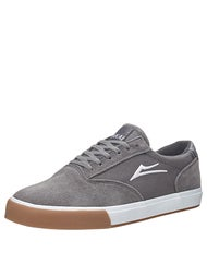 Lakai Guymar Shoes  Grey/Gum Suede