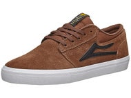 Lakai Griffin Shoes  Copper Suede