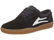 Lakai Griffin XLK Shoes  Black/Gum Suede