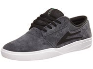 Lakai Griffin XLK Shoes Grey/Black Suede