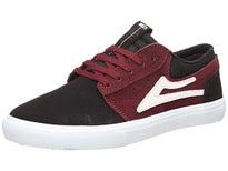 Lakai Kids Griffin Shoes Port Suede