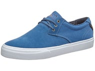 Lakai MJ Shoes  Blue Suede