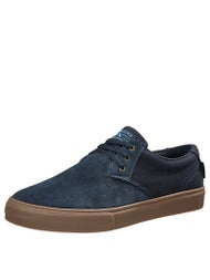Lakai MJ Shoes  Navy/Gum Suede