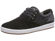 Lakai MJ XLK Shoes  Black Suede