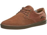 Lakai MJ XLK Shoes  Copper/Gum Suede