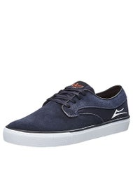 Lakai Riley Hawk Shoes  Midnight Suede